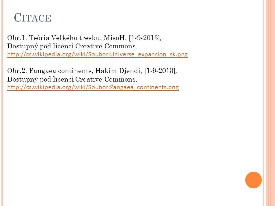 Citace Obr.1. Teória Veľkého tresku, MisoH, [1-9-2013],